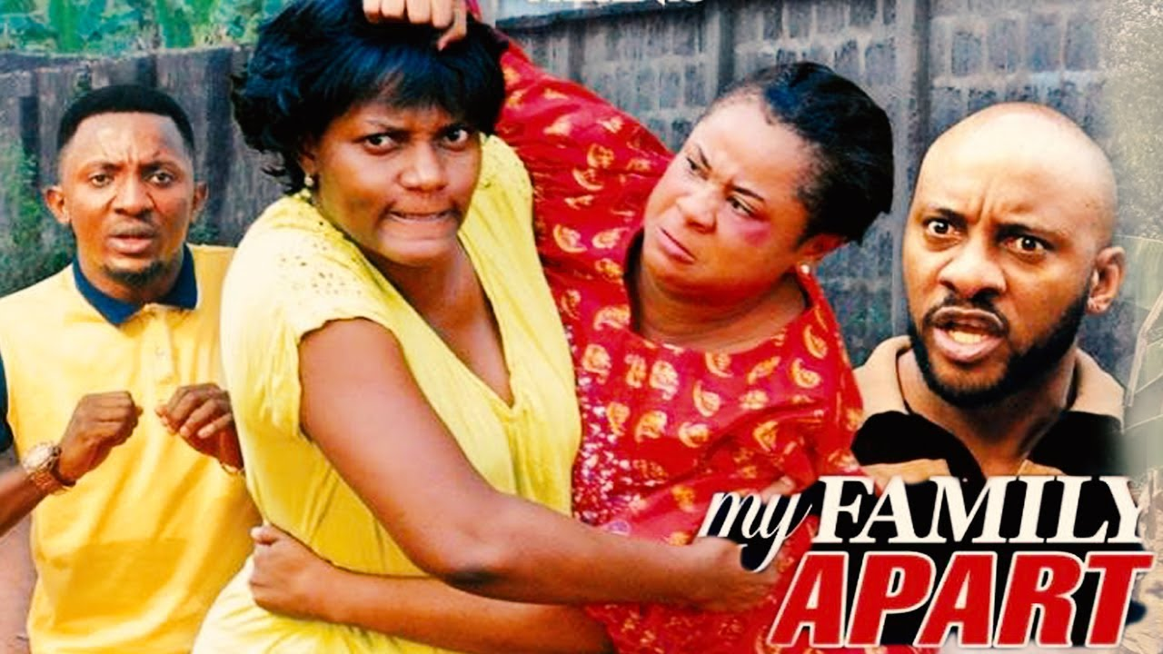 Download My Family Apart Season 1 - 2017 Latest Nigerian Nollywood movie
