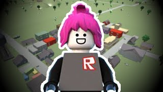 ROBLOX FUNNY MOMENTS - Human Ladders