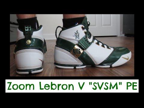 bfdf7b8ffc04 Nike Zoom Lebron V 5