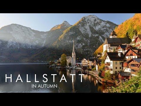 Hallstatt in Autumn - 4K