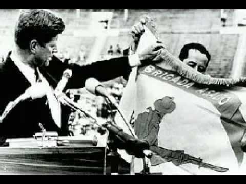 Bay Of Pigs Invasion April 17 1961 - Alfredo Duran:- Witness