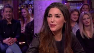 Slecht geluid bij RTL Late Night met Yolanthe en Ed Sheeran