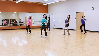 Lost in Japan - Line Dance (Dance & Teach)