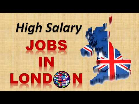 High Salary Jobs in London