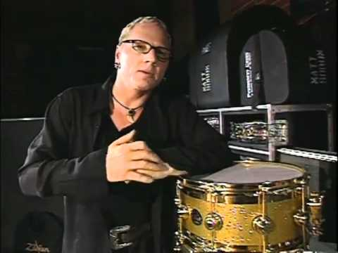 Matt Sorum Drum Licks Tricks Youtube