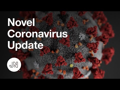 2019 Novel Coronavirus (COVID-19) Update