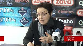 Իշխանությունը պետության նկատմամբ հանցավոր անուշադրություն է  ցուցաբերում. Լարիսա Ալավերդյան