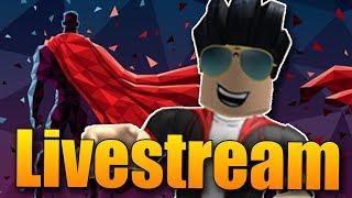 JDU SE STÁT SUPERHRDINOU! | ROBLOX Livestream: Super Power Training Simulator