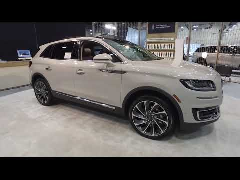 Lincoln At The Calgary International Auto Truck Show 2019