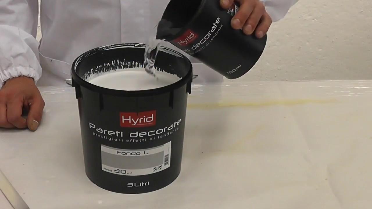 Hyrid Pareti Decorate Argento Grezzo Youtube