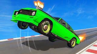 NEW $2,500,000 WHEELIE CAR! (GTA 5 DLC)