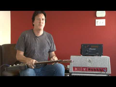 Aracom PRX150 Attenuator with Lance presented by DAG