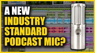 A New Industry Standard Podcast Mic? - Earthworks Icon Pro
