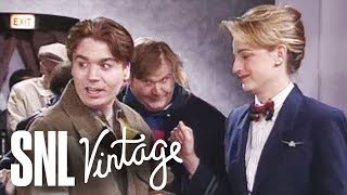 Total Bastard Airlines - Saturday Night Live