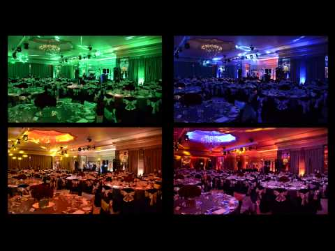Beyond Certainty - Hollywood Glamour Theme Corporate Christmas Party At The Dorchester