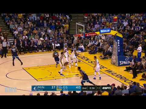 Stephen Curry Defense On Jimmy Butler, November 9, 2017
