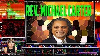 Ancient Aliens regular, author Rev. Michael Carter live interview - UNIRock®