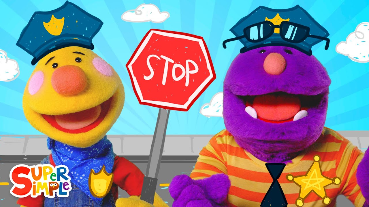 Learn About The Police! | Milo And Tobee