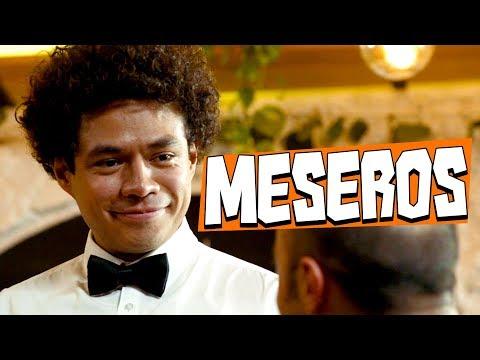 MESEROS