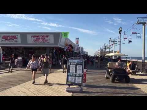 Seaside Heights Boardwalk part 2