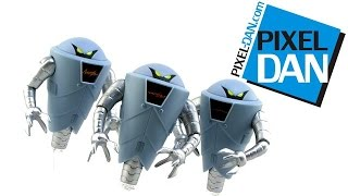 Masters of the Universe Classics Hover Robots 3-Pac Figures Video Review