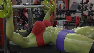 She Hulk Workout