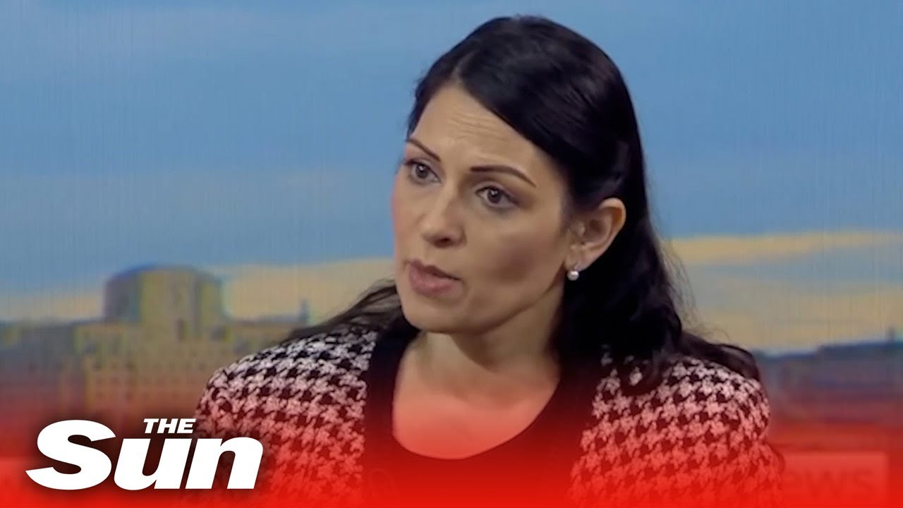 Priti Patel declares Anonymous Social Media Accounts could be Banned Due to Online Abuse of Mps