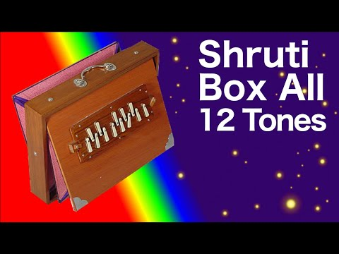 Shruti Box free mp3 download - drone album, all 12 tones