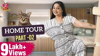 Home Tour Part 2 | Kitchen Tour | Aishwariyaa | Multi Mommy