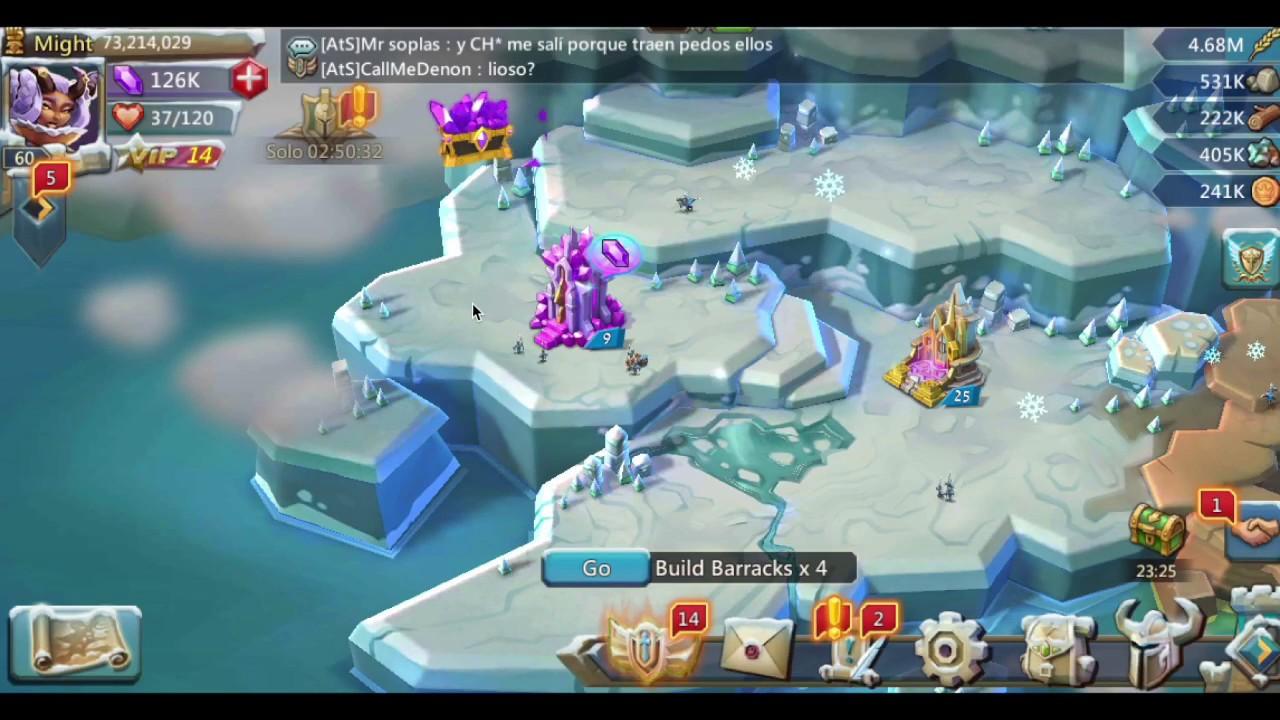 Lords mobile treasure trove max deposit