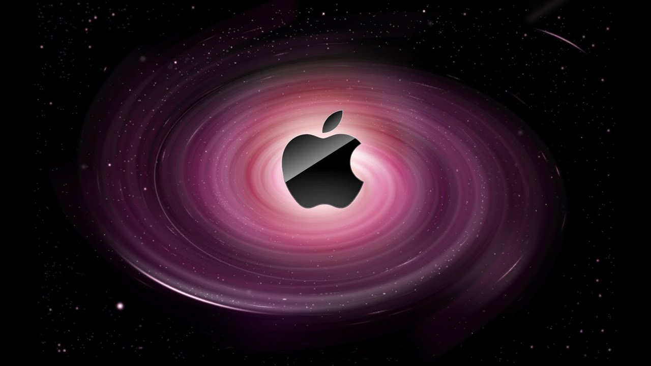 Apple Bildschirmschoner
