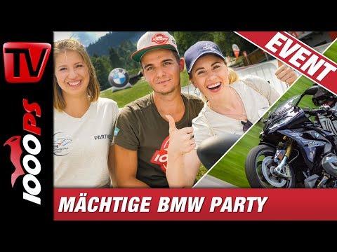 BMW Motorrad Days 2019 Garmisch-Partenkirchen - BMW R 1250 RS, Vision DC Roadster & mehr!