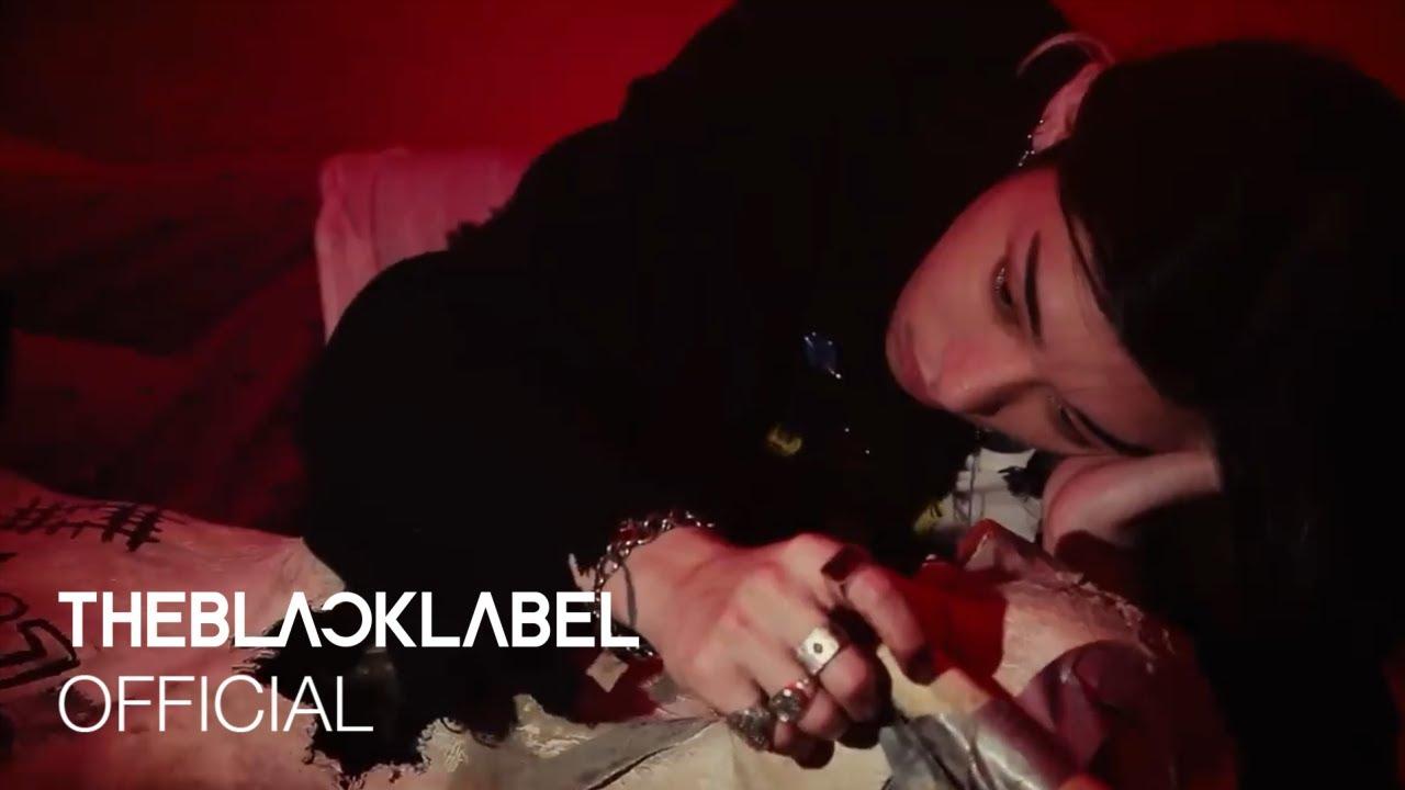 LØREN - 'EMPTY TRASH' M/V MAKING FILM