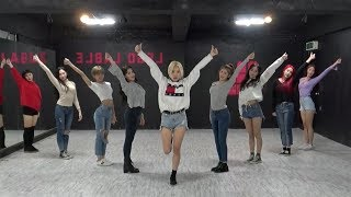 Momoland 모모랜드 뿜뿜 Bboom Bboom Dance Practice Mirrored