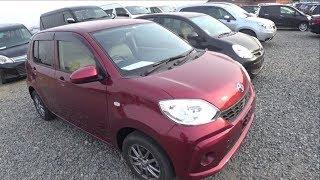 Новые Привозы Из Японии, Цены, Видео, Toyota Passo 2018 И Многое Другое