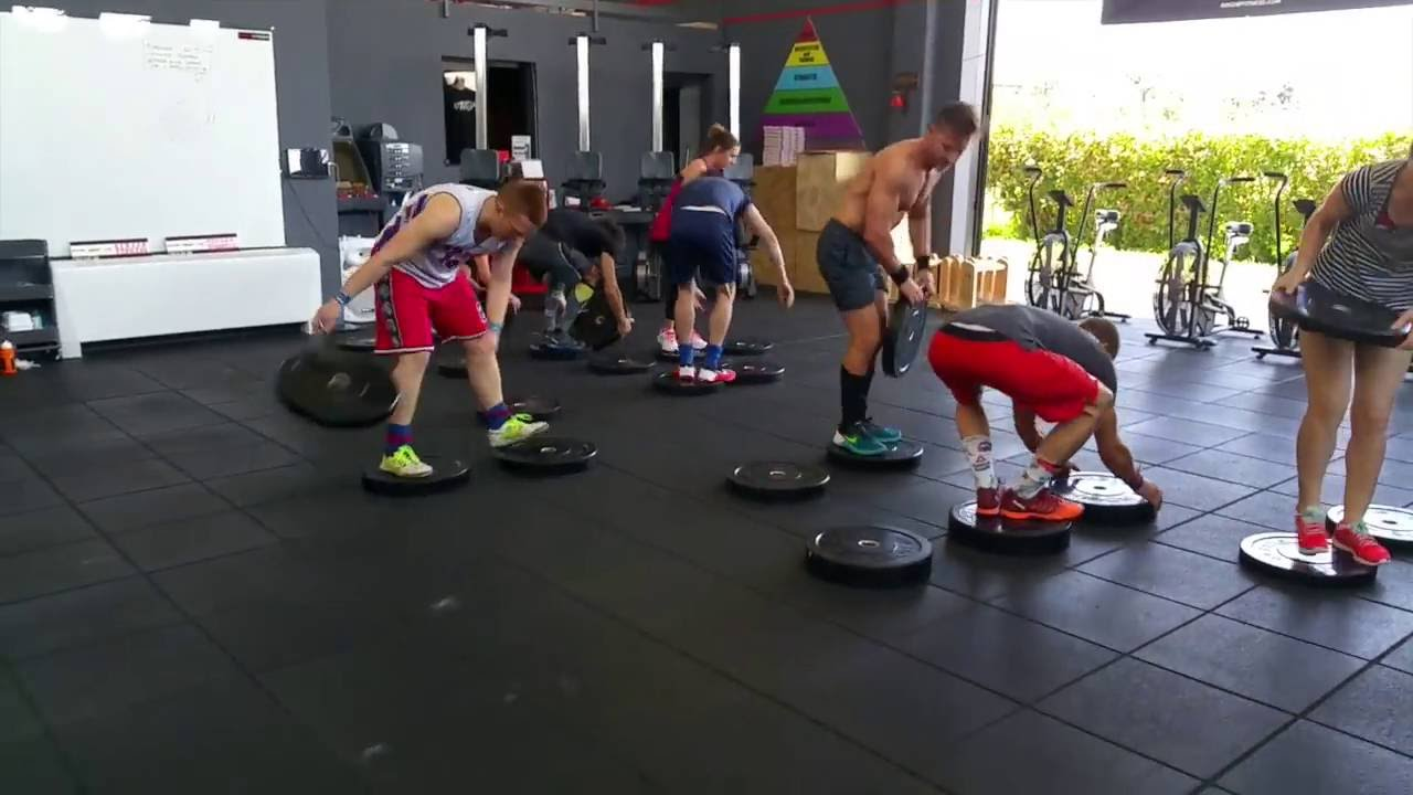 Fun CrossFit Warm Up Routines To Prep The Body For Training