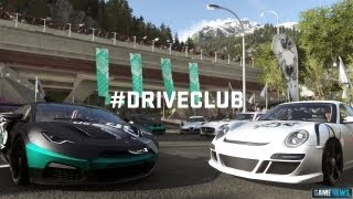 PS4 - DRIVECLUB Trailer (TGS 2013)
