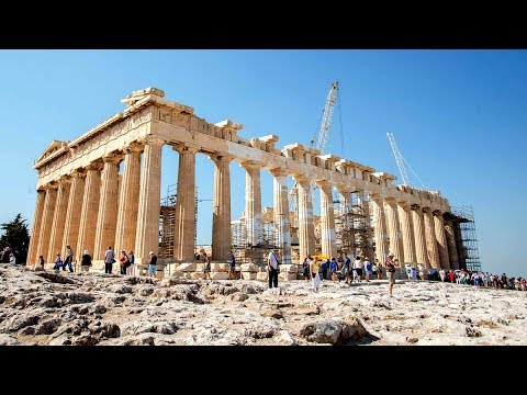 Ancient Sites Of Athens