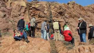 Diabase Dike Emplacement - Dr. Jonathan Price, Day 2, Video 12
