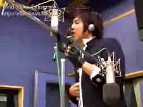 DBSK Cuts on Kim Jung Hoon's Radio 4
