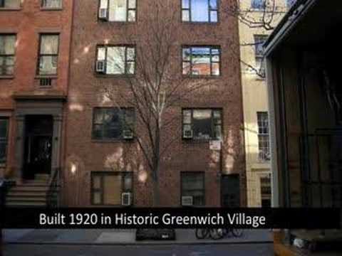 Apartment For Sale Nyc Greenwich Village Studio Coop Youtube