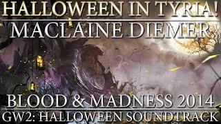 """Guild Wars 2: Halloween Soundtrack - """"Halloween in Tyria! (Liv…"""