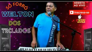 @WELTON DOS TECLADOS OFICIAL LIVE 32