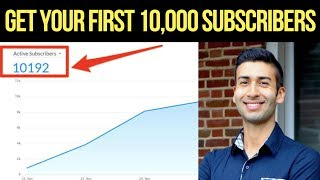 Get Your First 10,000 BOT Subscribers | Manychat Tutorial 2019