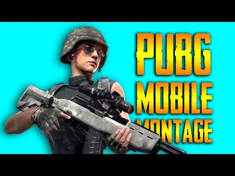 Jinko's PUBG MOBILE highlights montage