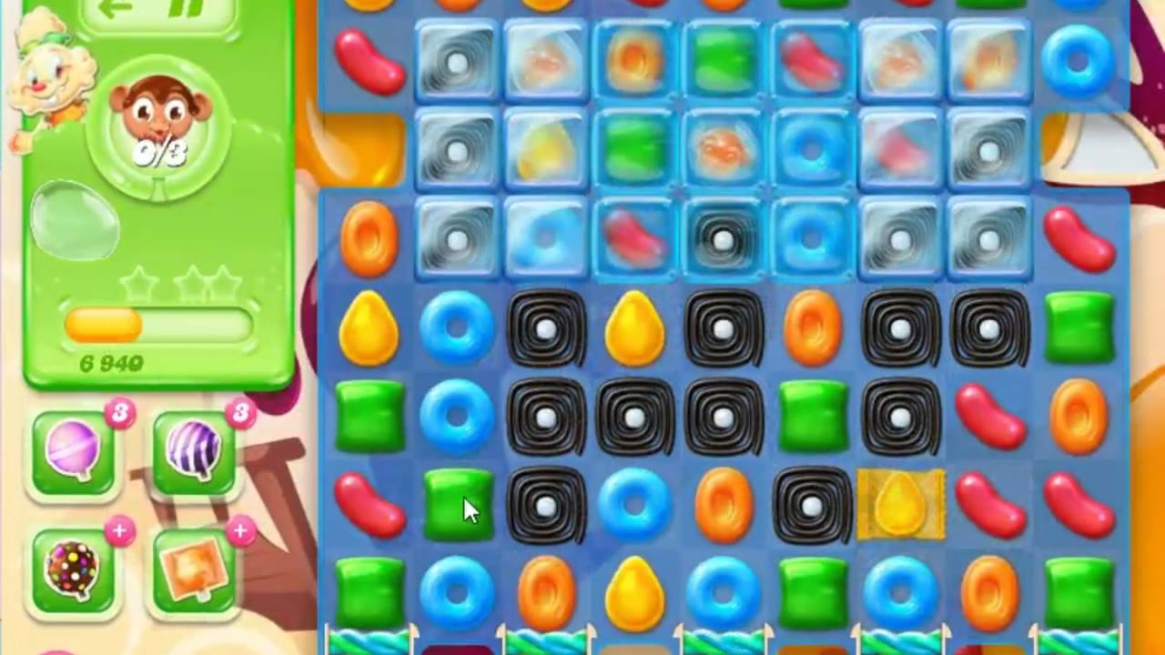 how to play candy crush level 765