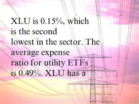 XLU  Utilities Select Sector SPDR ETF