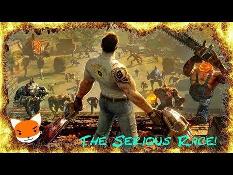 The Serious race! | Serious Sam Classics: Revolution