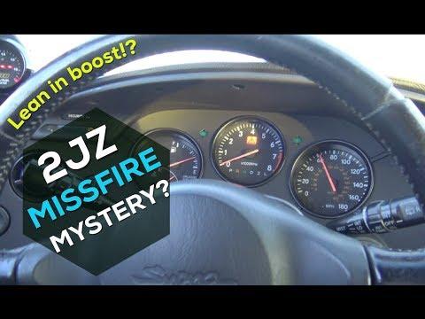 MISFIRE MYSTERY | JDM 2jzgte swap MK4 Toyota Supra