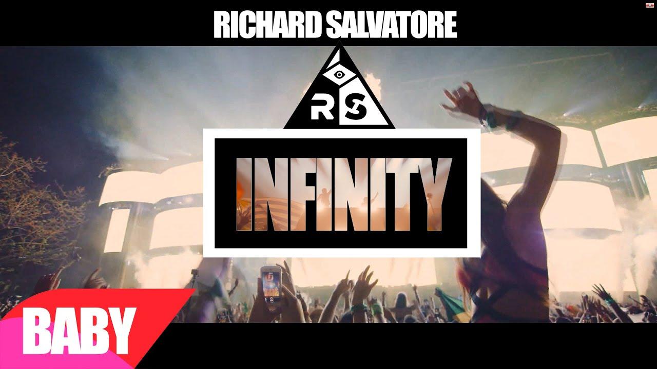 RICHARD SALVATORE - INFINITY (SpanishVersion) Radio Edit